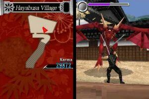Ninja Gaiden Dragon Sword