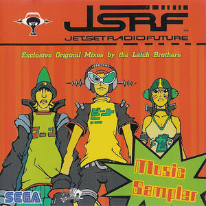 Jet Set Radio Future Music Sampler - Various Artists