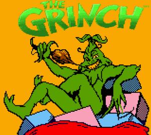 The Grinch GBC