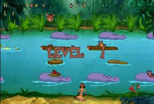 Disney's Hotshots Timon & Pumbaa's Hippo Hop