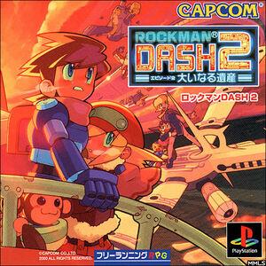 Rockman Dash 2 Original Soundtrack - Makoto Tomozawa