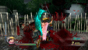 OneChanbara Bikini Zombie Slayers