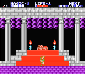 Zelda II The Adventure of Link