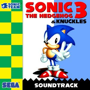 Sonic the Hedgehog 3 Original Soundtrack - SEGA