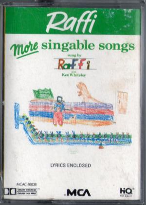 More Singable Songs - Raffi