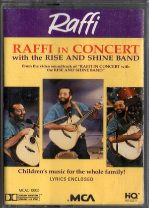 Raffi in Concert with the Rise and Shine Band - Raffi