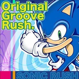 Sonic Rush Original Groove Rush - Hideki Naganuma, Teruhiko Nakagawa