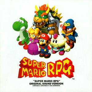 Super Mario RPG Original Sound Version - Yoko Shimomura