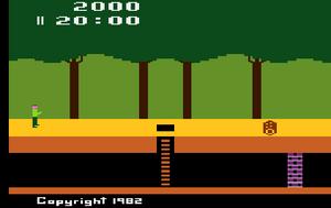 Pitfall Atari 2600