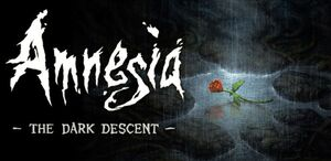 Amenesia The Dark Descent
