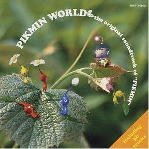 Pikmin World - Hajime Wakai