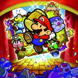Paper Mario The Thousand-Year Door Original Game Audio - Yoshito Hirano, Yuka Tsujiyoko