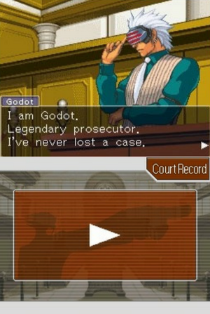 Phoenix Wright Ace Attorney Trials and Tribulations