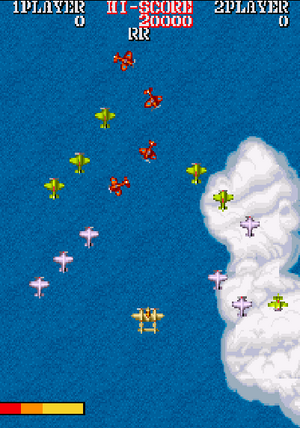 1943 Battle for Midway Arcade