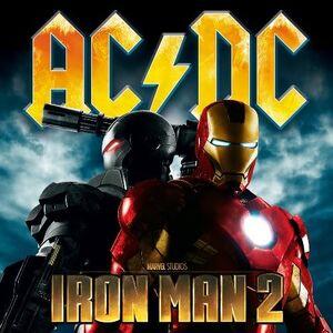 Iron Man 2 - ACDC