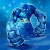 Soldier water elemental