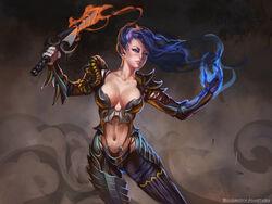 Dragon woman sketch by sinto risky-d4vpy22