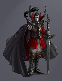 HOMM5 Necropolis Creature Vampire