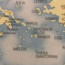 Athensnaxos