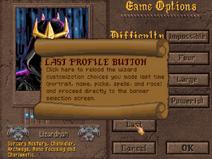 Last Profile Button 2