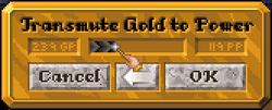 Screenshot Alchemy