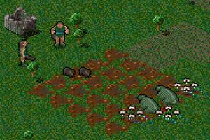 Screenshot EarthtoMud