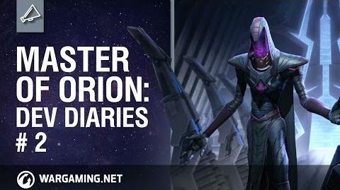 Master of Orion Developer Diaries 2