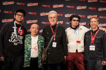 Masters Of Animanga Panel