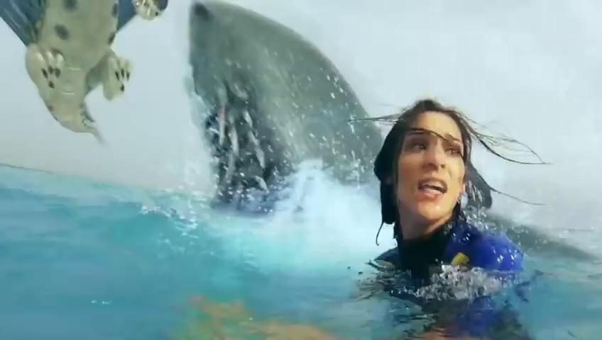 SHARKTOPUS VS PTERACUDA Official Trailer