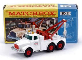 Scammell Heavy Wreck Truck (1969-70 KS)