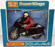 BMW Motor-Cycle (1981-82 in Box)