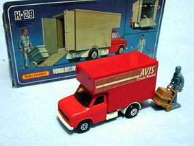 Ford Delivery Van (1978-81 AVIS)