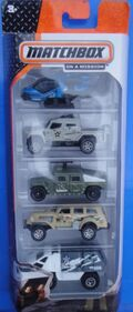 Matchbox 2014 5 pack mission (2)