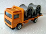 Volvo Cable Truck
