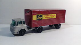 Bedford Tractor & York Freightmaster Trailer