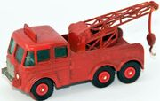 Foden Breakdown Tractor (K-12 Red)