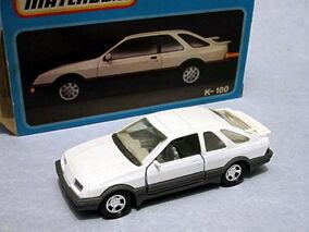 Ford Sierra XR4i (K-100)