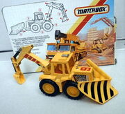 Digger and Plough (K-25 1989)
