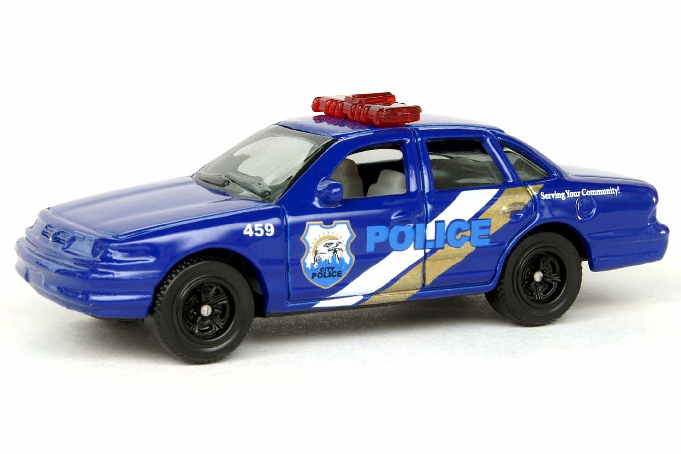 1997 Ford Crown Victoria Police Car | Matchbox Cars Wiki ...