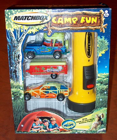 Mb camp fun
