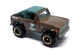Ford Bronco 4x4 (2018 5Pack)