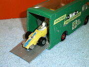 Racing Car Transporter (Opening Ramp)