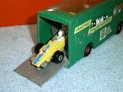 Racing Car Transporter (Opening Ramp)