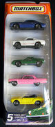 2010 5-packs No.5 Classic Rides