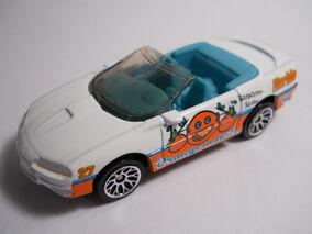 27 98 Camaro SS Convertible (Florida)