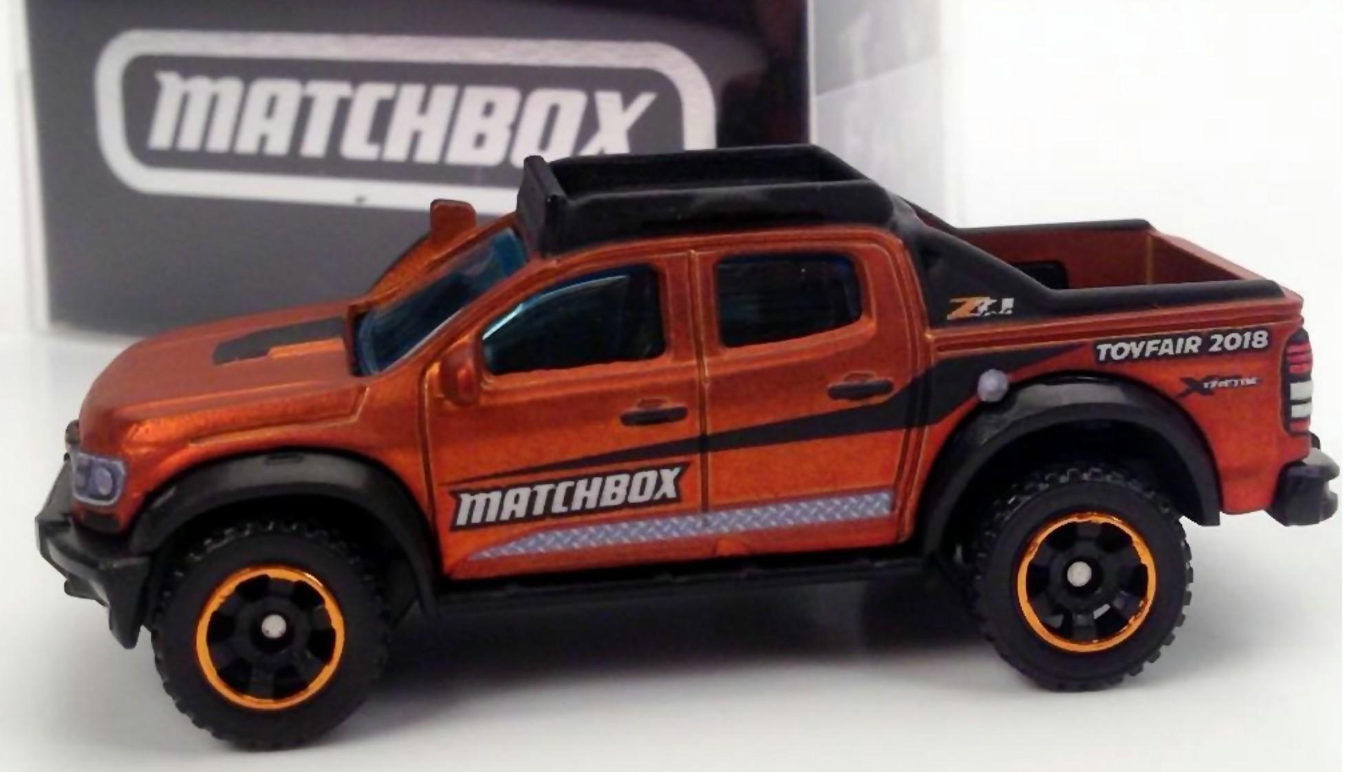 '16 Chevy Colorado Xtreme | Matchbox Cars Wiki | Fandom