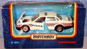 Jaguar XJ6 Police (K-153 in Box)