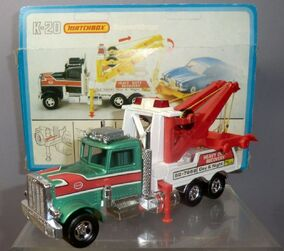 Peterbilt Wrecker (1981-86 Super Kings)