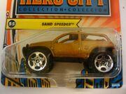 Hero city sand speeder