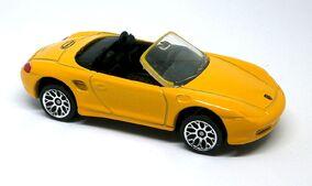 Porsche Boxster (2002)